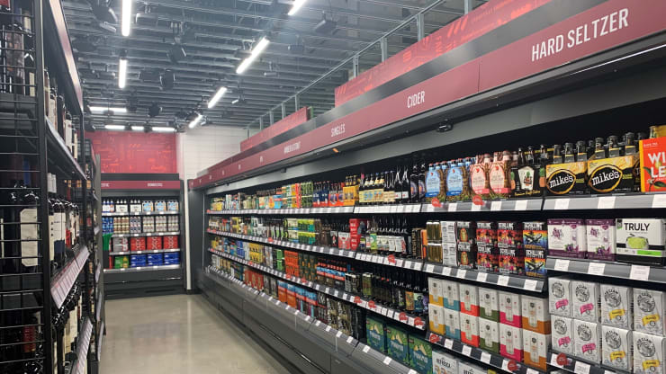 Amazon just opened a cashierless supermarket – here are all the ways it's trying to upend the grocery industry