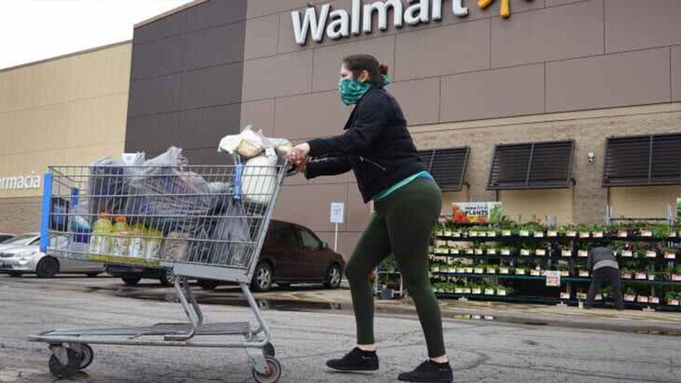 Walmart teases launch of Walmart+ membership program as e-commerce sales surge during pandemic