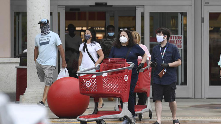 Staples Now Requires Masks. Here Are All The Other Major Retailers Requiring Them.
